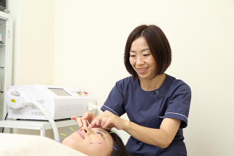 当院の美容鍼