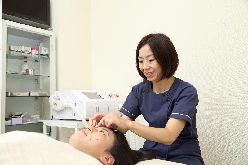 鍼施術は怖くありません