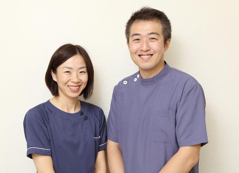 2.夫婦2人で行なっている鍼灸整骨院